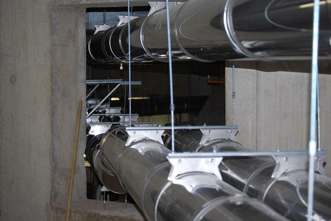 Schoorsteen renovatie gedaan door Schmidt Schoorsteenwerken