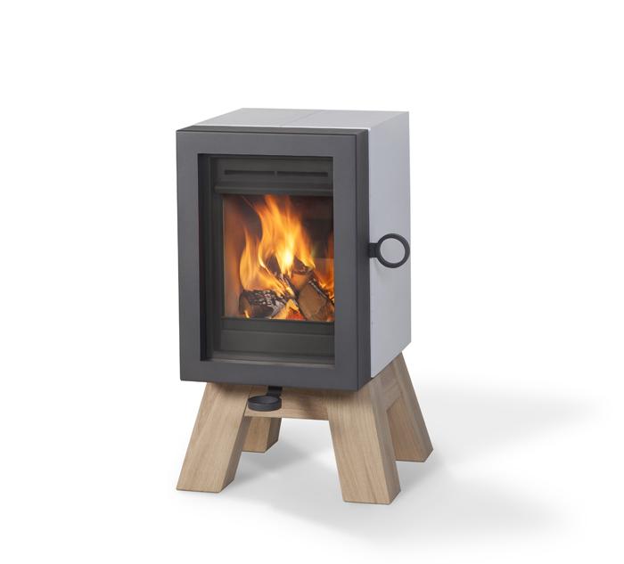wanders oak concrete houtkachel schmidt schoorsteenwerken. Black Bedroom Furniture Sets. Home Design Ideas